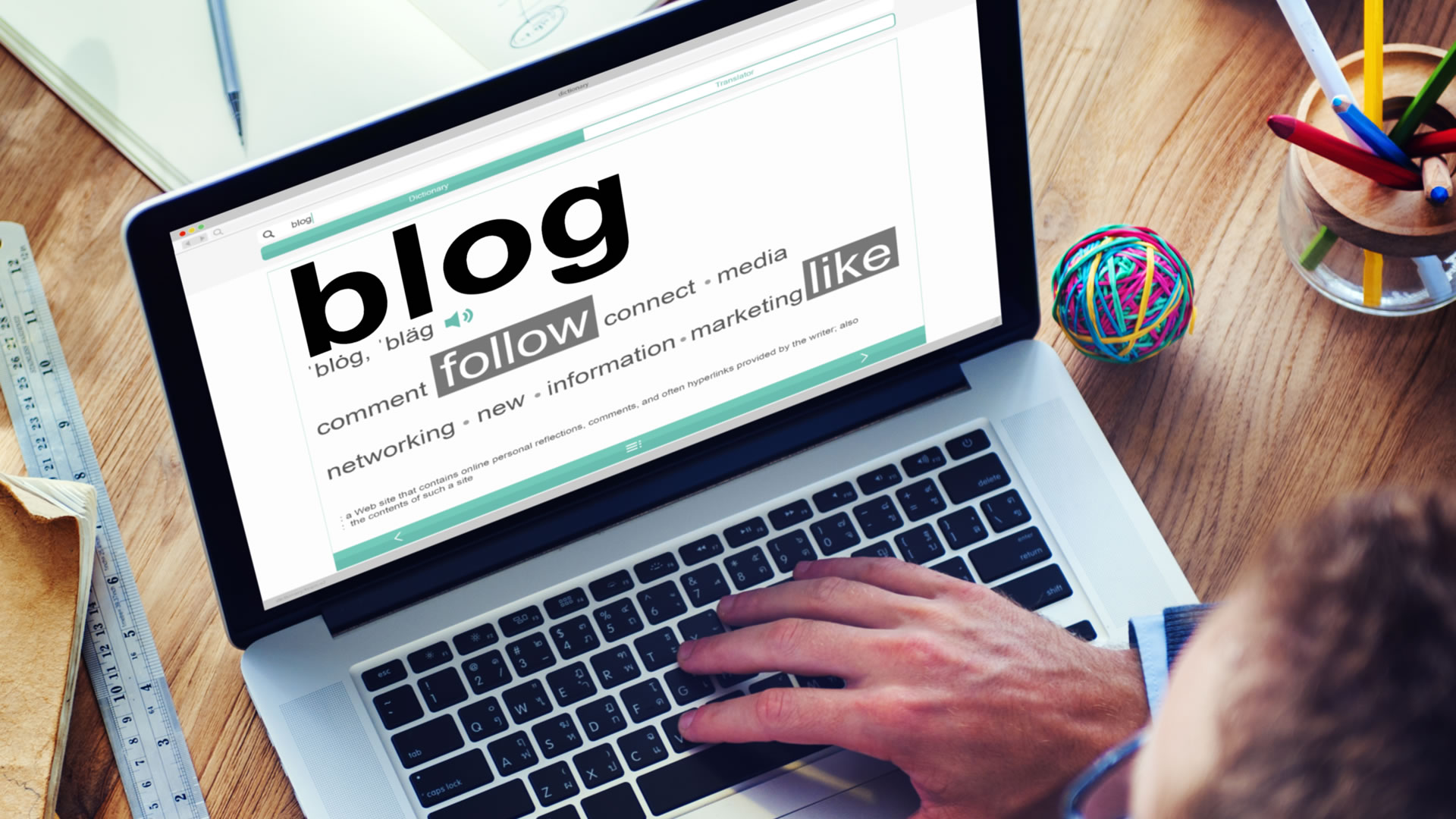 Our Blog!